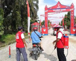 Kencana dan Tanah Datar Jadi Desa Beradaptasi di Riau