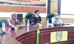 KPU Gelar Sosialisasi ke Parpol
