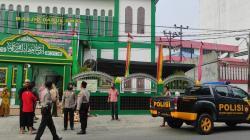 Pantauan Polisi, Pelaksanaan Salat Iduladha Terapkan Prokes Ketat