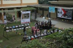 Mahasiswa Ilmu Komunikasi UIN Suska Gelar Pameran Foto