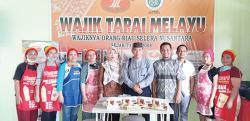Wajik Tapai Melayu Bersiap Tembus Pasar Ekspor