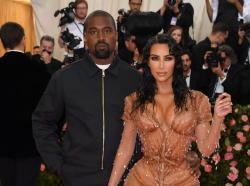 Kanye West Siap Lawan Donald Trump, Begini Respons Kim Kardashian
