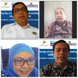 PT CPI Fasilitasi Riset Unilak dan Perguruan Tinggi Malaysia