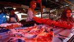 Harga Daging Ayam Masih Tinggi