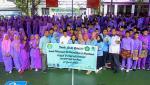 Kunjungi SMAN 1, Yayasan Belantara dan Mitra Peringati Israk Mikraj