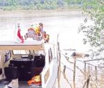 Ditemukan Mayat Mr X Mengapung di Sungai Siak