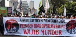 Aksi Mujahid 212, Bentangkan Bendera Tauhid Ukuran Raksasa