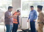 LPPM Unri Audit Fisik Gedung RSUD Rohul