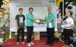 Yayasan Belantara dan Mitra Peringati Hari Bumi di CFD