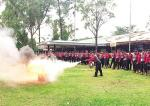 Fire Fighter PT SRL Lakukan Refresh Training