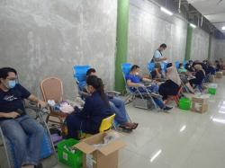 Dua Hari, PSMTI Sukses Kumpulkan 746 Kantong Darah