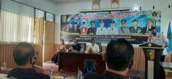 Dibuka Bupati, Ini Pesan PWI Riau di Konferkab V PWI Kuansing