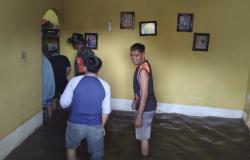 Ratusan Rumah di Tualang Terendam Banjir, Warga Perlu Dapur Umum