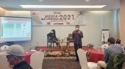 OJK Riau Sebut Peran Media Sangat Sentral dan Strategis