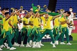 Brazil Raih Emas Back to Back