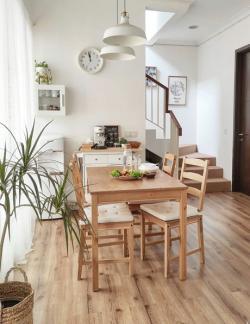 Insiparasi Ruang Makan yang Bikin Betah