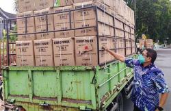Positif 221 Orang, Sumbar Datangkan Alat Semprot dan 46 Ribu Liter Disinfektan