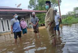 Cari Solusi Atasi Banjir di Dua Desa