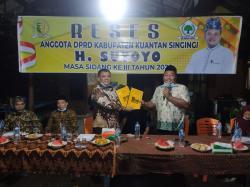 Warga Minta Jalan Pasir Mas Singingi-Sako Margasari LTD Diaspal