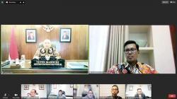 Gencarkan Implementasi Inpres 2/2021, BP Jamsostek Audiensi