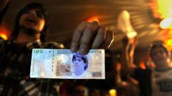 Gambar Maradona Diusulkan di Pecahan Terbesar Mata Uang Argentina