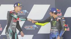 Rossi Semakin Dekat dengan Petronas Yamaha