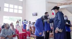Senat Politeknik Caltex Riau Kukuhkan 670 Mahasiswa Baru 2020