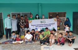IKPI Cabang Pekanbaru Buka Puasa Bersama Anak Panti Asuhan