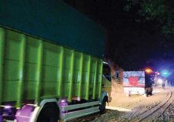 Longsor di Kampar, Jalan Lintas Riau-Sumbar Putus 5 Jam