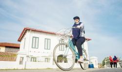 Perempuan Tangguh Gowes Puluhan Kilometer