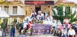 Harganas, PDKI Riau Gelar Aksi Sosial Peduli Covid-19