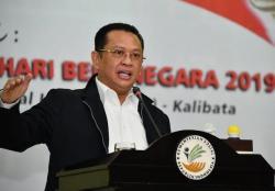 Ketua MPR: Pak Nas adalah Figur Prajurit Sejati