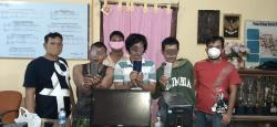 Tiga Pelaku Spesialis Pencuri Elektronik Ditangkap di Inhu