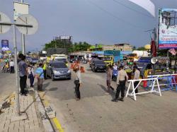 Soal Video Viral Ruas Jalan Simpang Panam Ditutup, Ini Faktanya