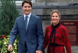 Istri PM Kanada Positif Virus Corona