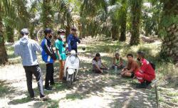 Patroli Bersama, Kampanyekan Bahaya Karhutla