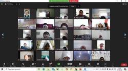 Belajar Tunjuk Ajar Melayu Riau Siswa SMP Global Andalan