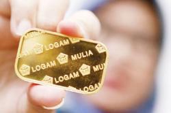 Data Ekonomi AS Positif, Emas Antam Turun Rp3.000 per Gram