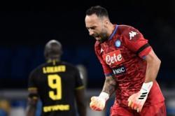 Kerugian Napoli tanpa Ospina saat Melawan Juventus