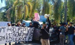 Inilah 7 Tuntutan Aliansi Pemuda Mahasiswa Kuansing untuk PT DPN