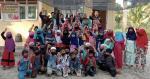 Mahasiswa KKN Hubbulwathan Ajarkan Anak Mengaji dan Sosialisasi Prokes