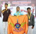 Siswa SMAN 4 Juara 3 Open Championship Equator Taekwondo Se-Sumatera