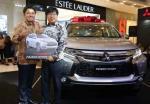 Konsumen Mitsubishi Raih Pajero dan Xpander Gratis