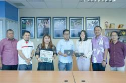 Sinarmas Jajaki Kerja Sama dengan Riau Pos