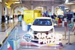 Daihatsu Tampilkan Suasana Sahabat diStasiun MRT Cipete Raya