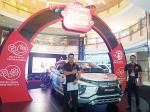 Mitsubishi Motors Auto Show Hadir di SKA