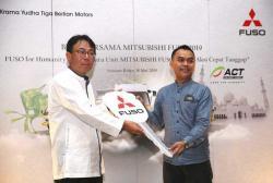 Mitsubishi Fuso Tingkatkan Layanan Purnajual