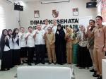 STIKes Hang Tuah-Diskes Kota Pekanbaru Jalin MoU