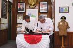 Bangun Pustaka di Bali, PGN Kucurkan Rp250 Juta