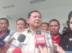 Prabowo Tetap Optimis Industri Pertahanan Bisa Mandiri